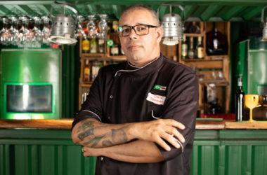 Edusandro Costa acaba de assumir a cozinha do Rayz Créditos: divulgação